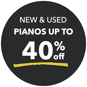 piano 40 off sale