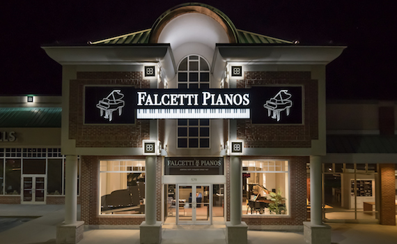 falcetti pianos welcome