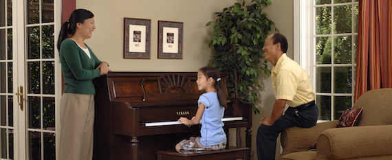 Pre-Owned Pianos Program